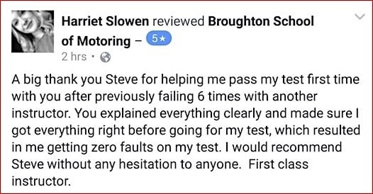 Driving lessons for beginners - a review