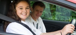 Nervous about driving lessons?