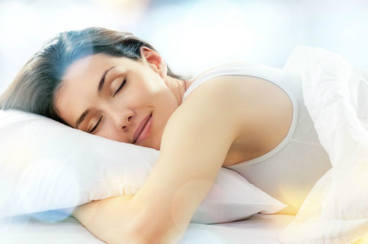 A good night's sleep helps calm driving test nerves